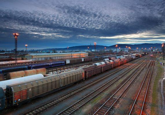 Logistiksoftware für den Schienengüterverkehr